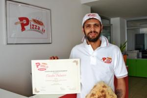 Allievo Claudio Palmieri -Pizza.it School