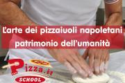 Pizza - Arte pizzaiuoli napoletani patrimonio dell' umanità -Unesco
